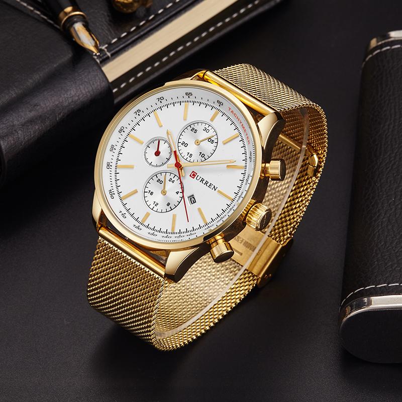 CURREN-Top-Brand-Luxury-Gold-Quartz-Watches-Men-Fashion ...