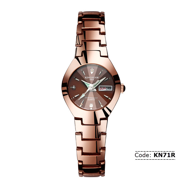 Kn71r kingnuos watch for women retail bd for Kingnuos watch
