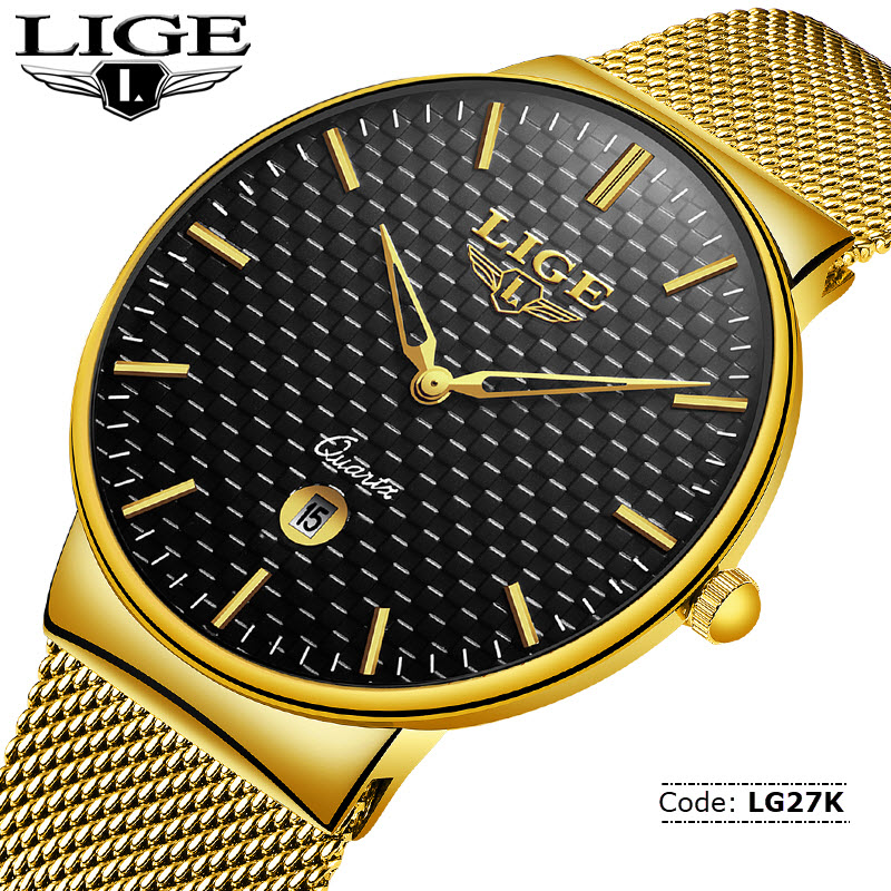 Lg27k lige watch for men retail bd for Lige watches