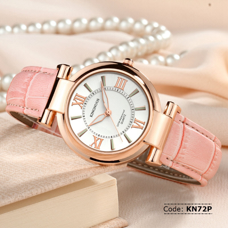 Kn72p kingnuos watch for women retail bd for Kingnuos watch