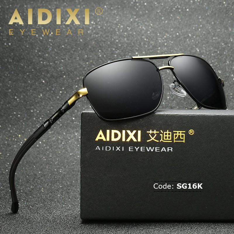 8e64452e6e SG16K AIDIXI Original Polarized Sunglass for Men - Retail BD