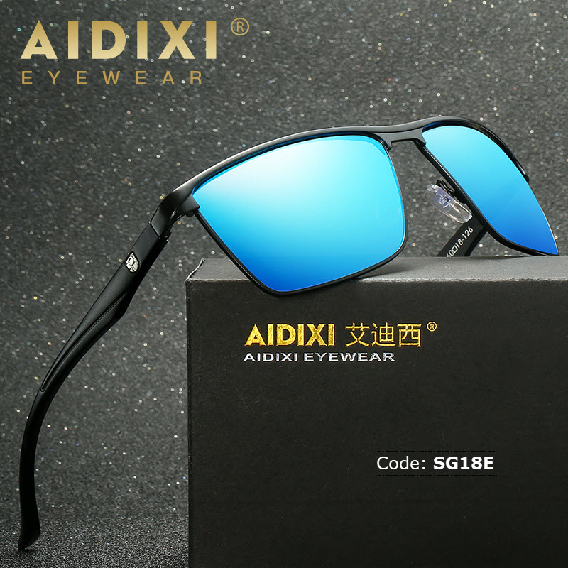 cfb9ea01d2 SG18E AIDIXI Original Polarized Sunglass for Men - Retail BD
